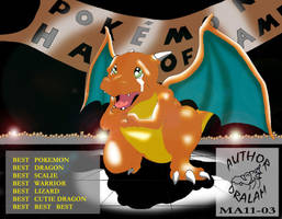 Charizard by Dralam