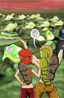 B.I.T.C.H. Squad 3 page 18 by comicsINC