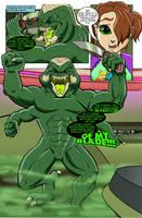 B.I.T.C.H. Squad 3 page 10 by comicsINC