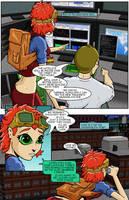 B.I.T.C.H. Squad 8 page 15 by comicsINC