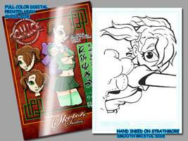 sheli card by comicsINC