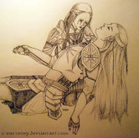 We shall see each other in Valinor by ElverynelCreations