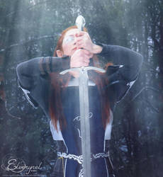 Guardian of Light III by ElverynelCreations