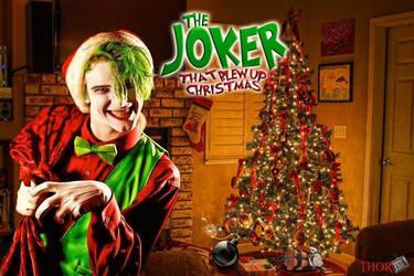 How the Joker stole Christmas by SmilexVillainco