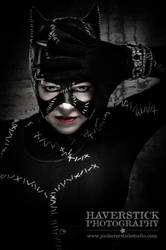 Catwoman Returns by SmilexVillainco