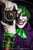 Smilex on the Killing Joke Cosplay by SmilexVillainco