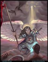 Archangel by Svenechoff