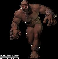Ogre png by Direwrath
