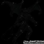 Night Demon Png Stock 2 by Direwrath