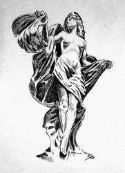Monte Carlo Statue by saba-do