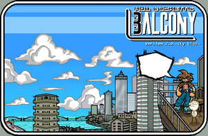 Balcony 2.0 Final Graphic by luckettx