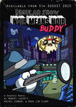 Regular Show OGN2 Noir Means Noir, Buddy Advert by luckettx