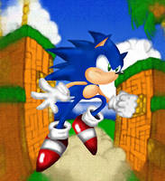 Materials of Emerald Hill Zone by luckettx