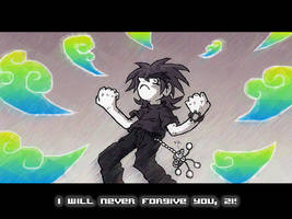 Never Forgive The 21 by luckettx