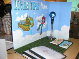 Degree Show - LUCKETTOPIA Box2 by luckettx