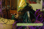 MEDUSA THE EGYPT OF GOLD by hoshikohikari