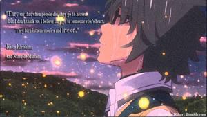Someone Peoples' Hearts by hoshikohikari