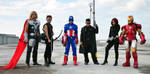 Avengers: Unite by hoshikohikari