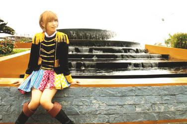 Mariko Shinoda AKB48 Gaze by hoshikohikari