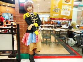 Mariko Shinoda AKB48 Pose 2 by hoshikohikari