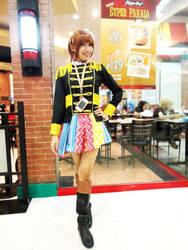 Mariko Shinoda AKB48 Pose 3 by hoshikohikari