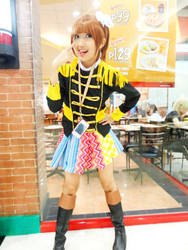 Mariko Shinoda AKB48 Pose 4 by hoshikohikari
