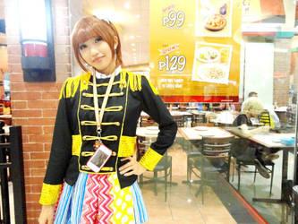 Mariko Shinoda AKB48 Pose 6 by hoshikohikari