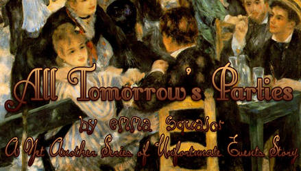 All Tomorrow's Parties by ckt