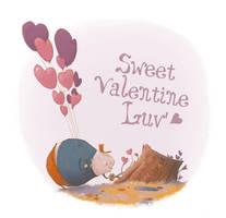 Sweet Valentine by Z-Oras