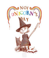 Not Unicorn's Day ! by Z-Oras