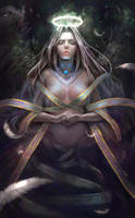 Angel of serenity by CGlas