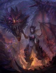 Dragon Born by CGlas