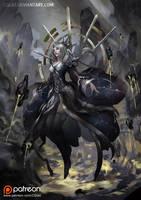 Sword saint by CGlas