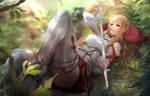 Asuna by CGlas