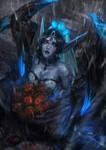 Ghost Bride Morgana by CGlas