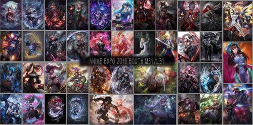 Anime Expo 2016 by CGlas