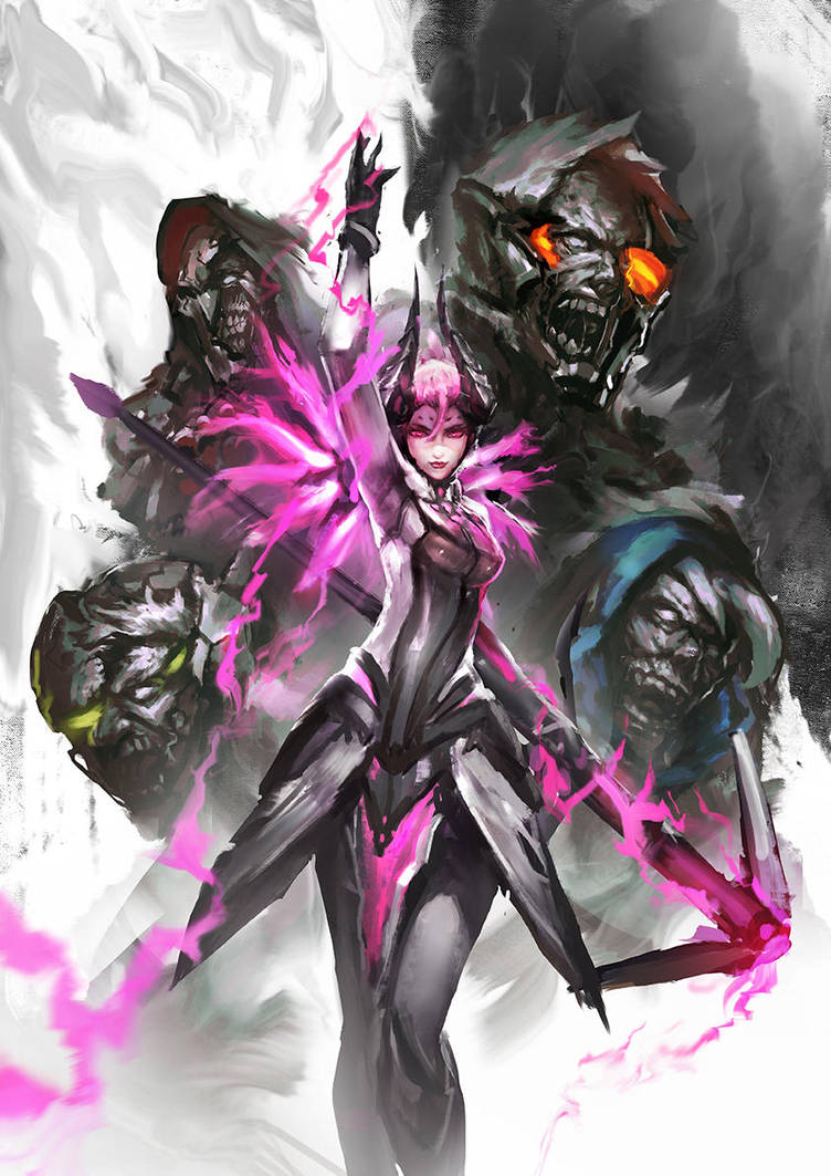 Heroes never die, for a price. (IMP MERCY) by CGlas
