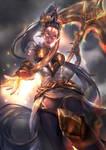 Arclight Vayne by CGlas