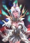 Light Elementalist Lux by CGlas