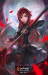Ruby Rose by CGlas