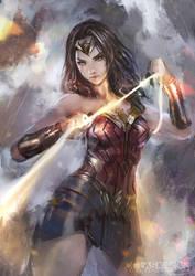 WonderWoman by CGlas