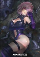 Fate-Mashu by CGlas