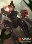 Bayonetta by CGlas