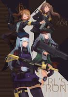 Girls Frontline-404 Squad by CGlas