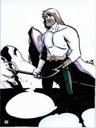 Aquaman Commission by ryancody