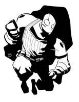 Atomic Robo sketch by ryancody