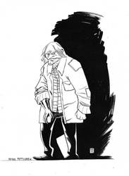 Peter Pettigrew by ryancody
