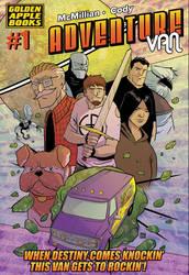 Adventure Van #1 Cover by ryancody