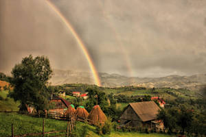 Over the Rainbow HDR by QuiZ04291993