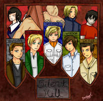 Silent Hill: The Gang's All Here by LuciferianRising